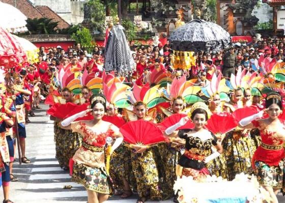 Nusabali.com - karnaval-pelajar-suguhkan-beragam-seni-budaya