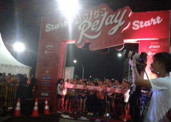 Nusabali.com - maraton-asics-relay-diikuti-1600-pelari