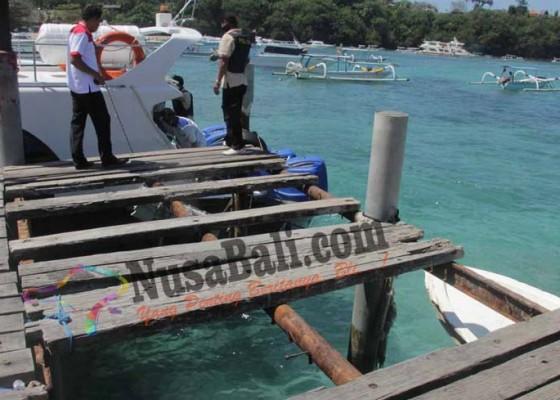Nusabali.com - kerusakan-dermaga-kapal-wisata-kian-parah