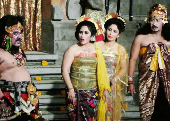 Nusabali.com - drama-gong-rasa-bebondresan