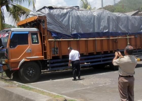 Nusabali.com - karantina-amankan-135-ton-tulang-sapi
