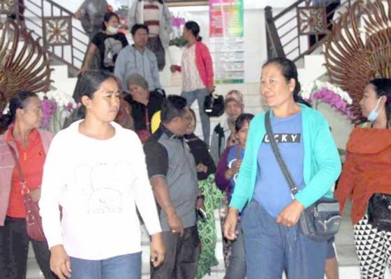 Nusabali.com - ditertibkan-pedagang-mengadu-ke-dprd