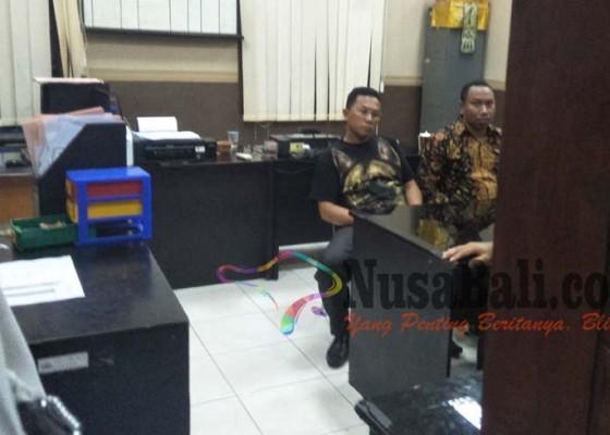 Nusabali.com - anggota-dprd-badung-ditahan