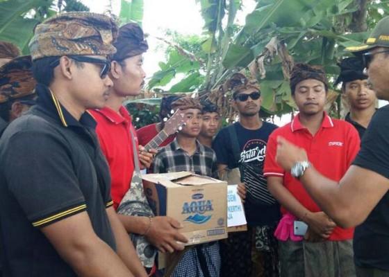 Nusabali.com - pengumpulan-donasi-di-jalan-ditertibkan