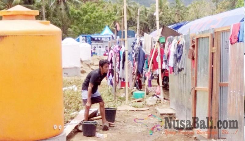 www.nusabali.com-krisis-air-dua-desa-dilarang-terima-pengungsi