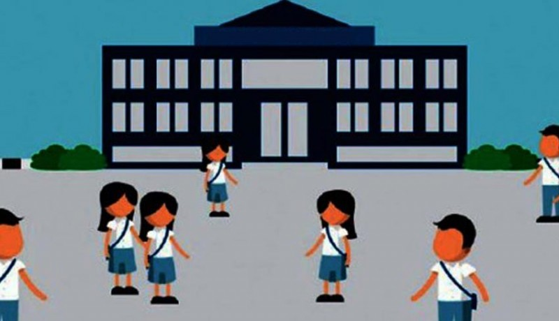 www.nusabali.com-siswa-pengungsi-ingin-tetap-di-smpn-1-bangli