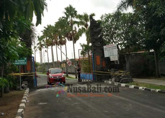 Nusabali.com - blokade-gardu-pln-telah-dibongkar