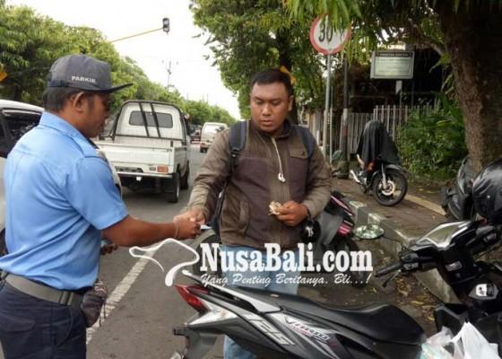 Nusabali.com - perda-parkir-masih-revisi-pemkab-sudah-naikkan-tarif