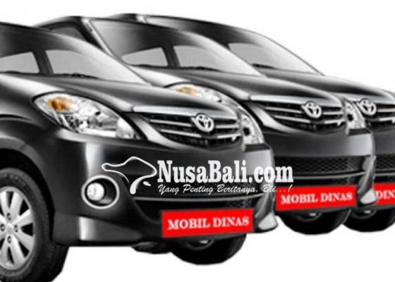 Nusabali.com - lho-mobil-dinas-belum-dikembalikan