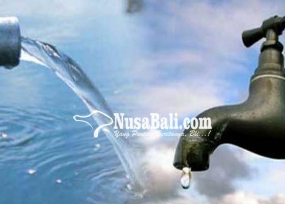 Nusabali.com - proyek-drainase-rusak-pipa-pdam