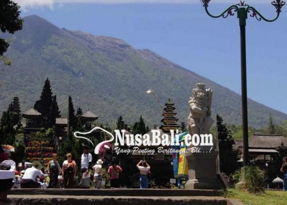 Nusabali.com - pura-besakih-dibuka-kembali-untuk-wisatawan