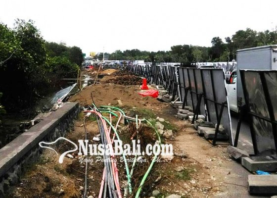 Nusabali.com - proyek-underpass-hanya-dilakukan-pagi-hari