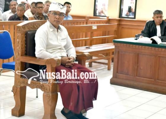 Nusabali.com - kasus-reklamasi-liar-yonda-bantah-keterangan-saksi
