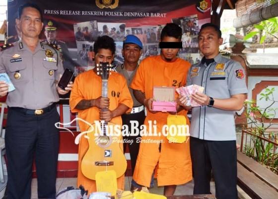 Nusabali.com - garong-spesialis-bobol-plafon-dibekuk