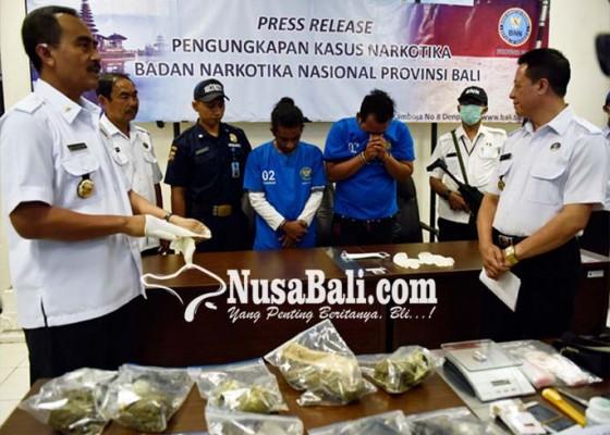 Nusabali.com - bandar-ganja-jaringan-aceh-diringkus
