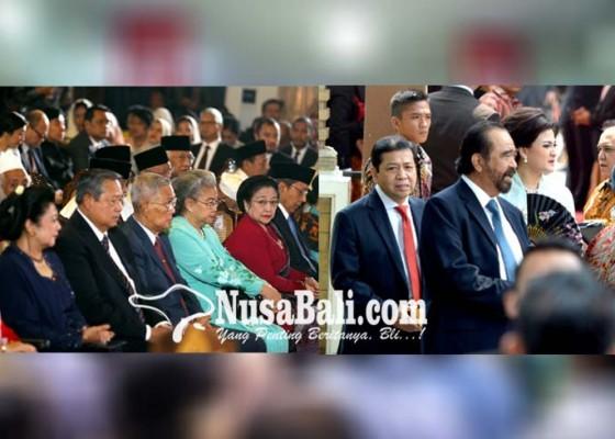 Nusabali.com - tokoh-politik-di-resepsi-kahiyang-bobby