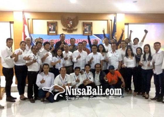 Nusabali.com - 24-wartawan-lulus-ukw-pwi-bali