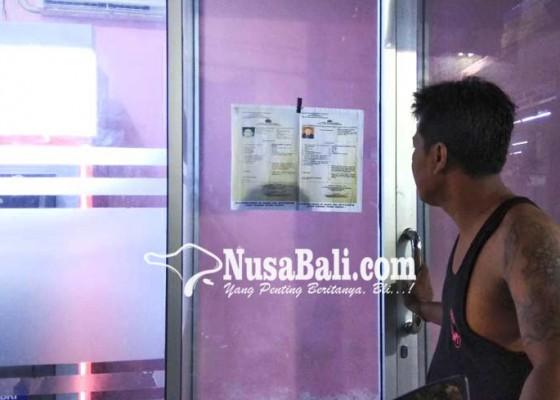 Nusabali.com - poster-dpo-mang-jangol-terpasang-di-gianyar