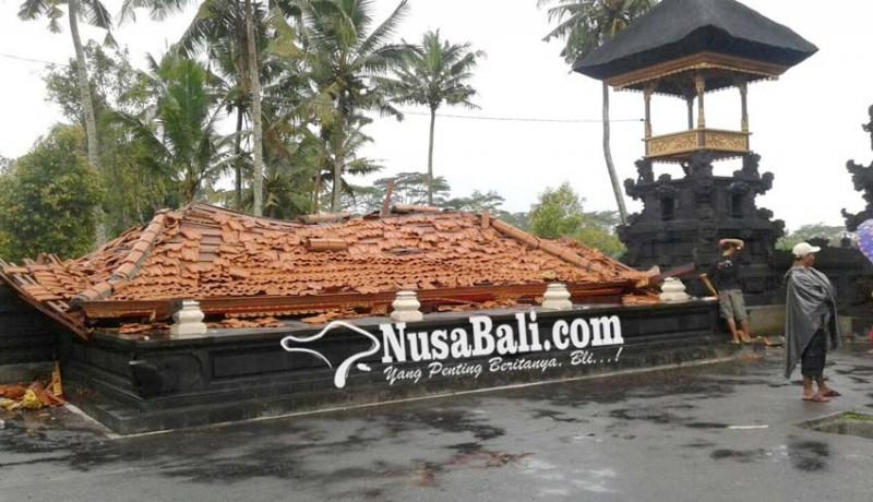 www.nusabali.com-bale-gong-ambruk-diterjang-puting-peliung