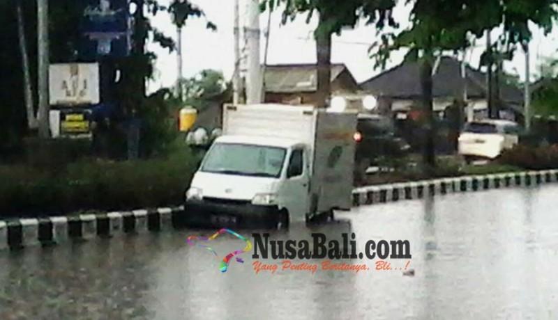 www.nusabali.com-air-meluap-di-bypass-ngurah-rai-karena-drainase-mampet