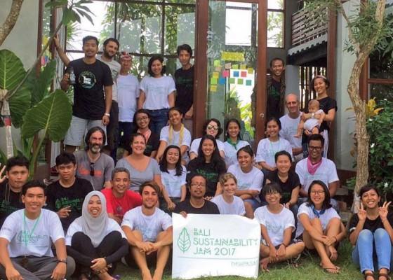 Nusabali.com - 48-jam-bali-sustainability-jam-berhasil-mendesain-solusi-atas-isu-isu-keberlanjutan