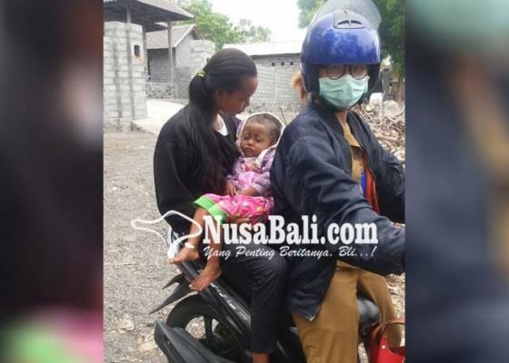 Nusabali.com - kisah-bidan-desa-selamatkan-nyawa-bocah-dehidrasi-6-hari