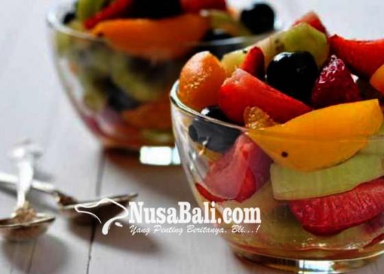 Nusabali.com - kesehatan-sarapan-buah
