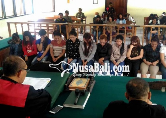 Nusabali.com - disidang-33-psk-ngaku-menyesal-dan-kapok