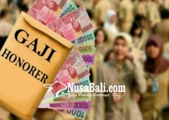 Nusabali.com - gaji-guru-honor-naik-baru-cair-desember