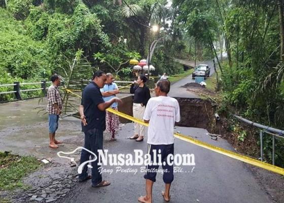 Nusabali.com - penanganan-jalan-putus-masih-dikaji