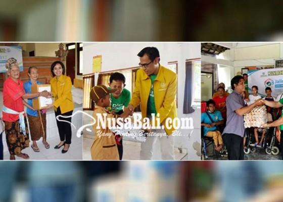 Nusabali.com - monarch-bali-gelar-csr-program-jalinan-kasih