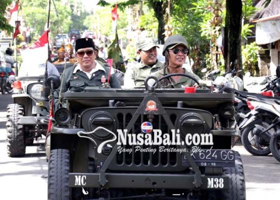 Nusabali.com - wabub-sanjaya-ajak-veteran-konvoi