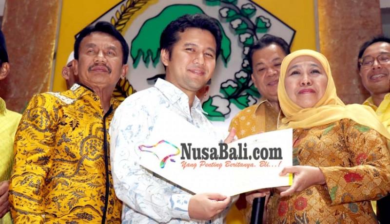 www.nusabali.com-suami-artis-arumi-bachsin-dampingi-khofifah