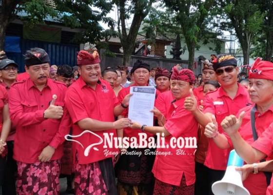 Nusabali.com - paket-aman-terima-rekomendasi-di-pasar-gianyar