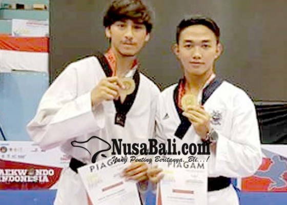 Nusabali.com - bali-raih-dua-emas
