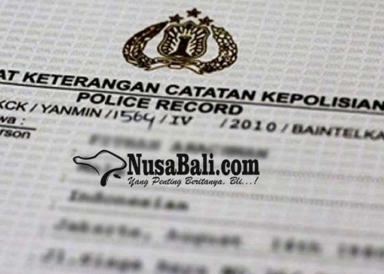Nusabali.com - penerbitan-skck-dipungli