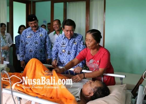 Nusabali.com - hut-korpri-pns-sakit-dapat-bantuan