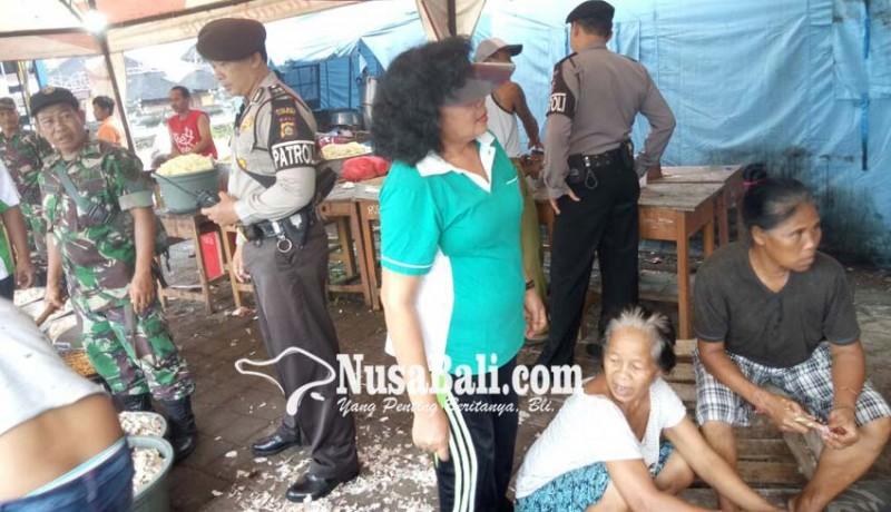 www.nusabali.com-awas-posko-pengungsi-rentan-pencuri