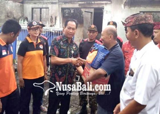 Nusabali.com - wignyo-korban-kebakaran-dapat-bantuan