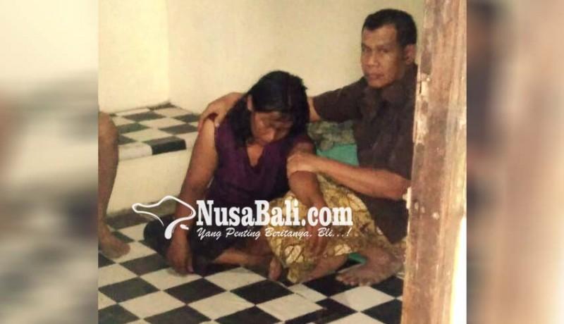 www.nusabali.com-ibu-muda-ngamuk-anak-bendesa-disabit