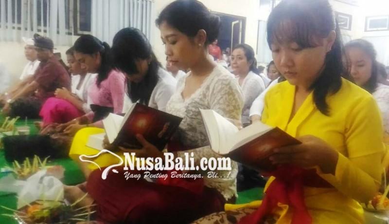 www.nusabali.com-stahn-mpu-kuturan-peringati-turunnya-bhagawad-gita