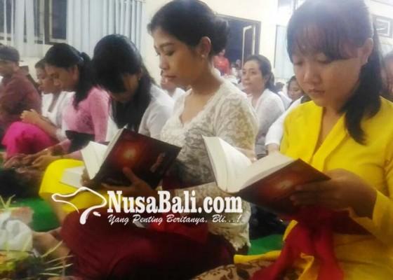 Nusabali.com - stahn-mpu-kuturan-peringati-turunnya-bhagawad-gita