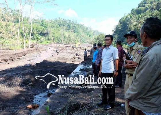 Nusabali.com - dewan-pantau-normalisasi-sungai-yehsah