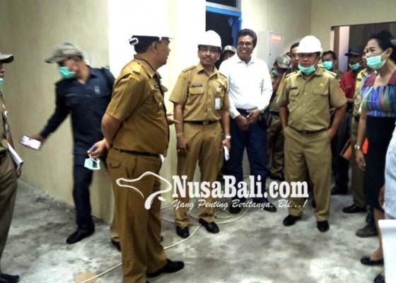 Nusabali.com - bupati-kecewa-progress-drainase