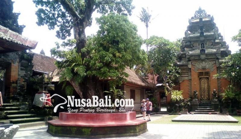 www.nusabali.com-puri-ubud-pun-sepi-wisatawan