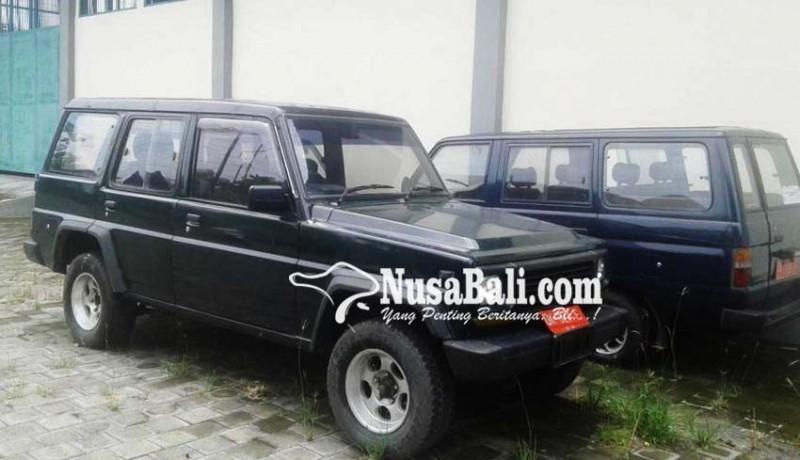 www.nusabali.com-kendaraan-dinas-tak-terpakai-bakal-dilelang