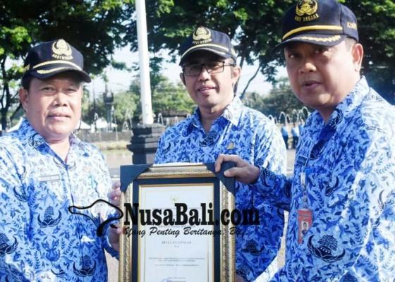 Nusabali.com - pemkot-denpasar-raih-penghargaan-tertinggi-swasti-saba-4-kali-berturut-turut