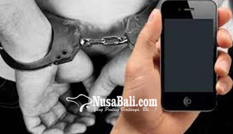 www.nusabali.com-embat-hp-dagang-bakso-keliling-diamankan