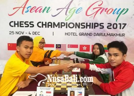 Nusabali.com - pecatur-buleleng-sabet-3-emas-di-malaysia