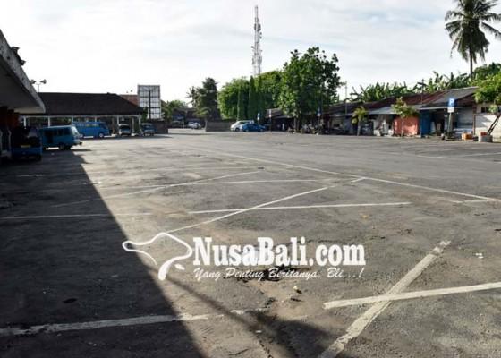 Nusabali.com - belasan-pedagang-ubung-gulung-tikar